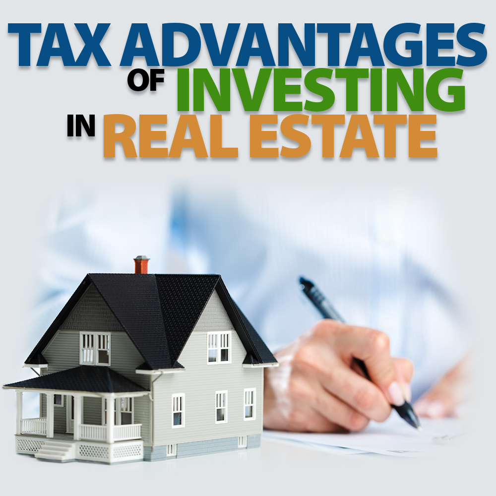Tax Advantages Of Investment Property