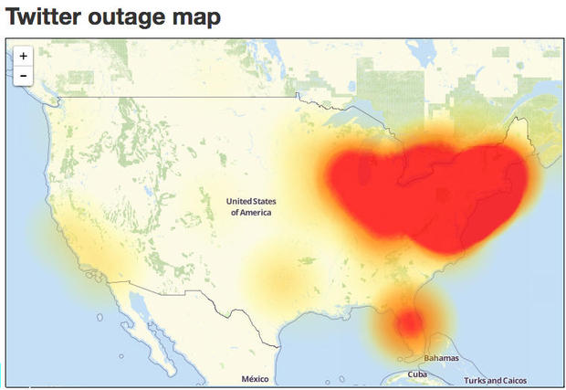 twitter-outage-downdetector-map